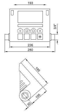 descalcificador electrònic mesures