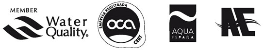 Certificaciones ósmosis TDSBlack