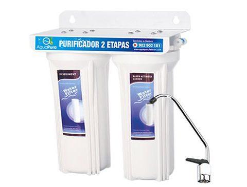 filtre aigua 2 etapes