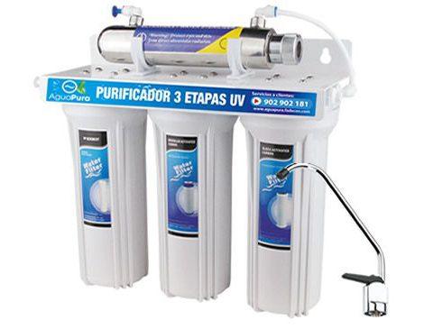 filtre aigua ultraviolada tres etapes