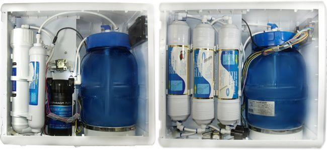 osmosis inversa filtres membrana