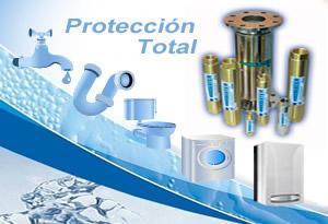 protecció total