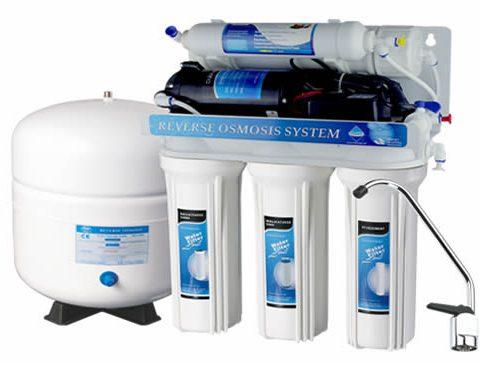 Osmosis inversa 5 etapas bomba