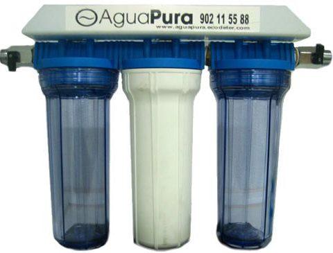 multi filtre aigua